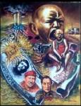 Obras de arte:  : Ecuador : Pichincha : Quito : ELLOS TENIAN RAZON