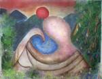 "Obras de arte:  : Nicaragua : Managua : Managua_ciudad : ""Maternidad"""