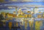 Obras de arte: America : Chile : Region_Metropolitana-Santiago : pirque : Valdivia, Chile