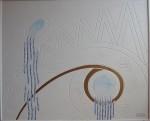 Obras de arte: America : Colombia : Cauca : Popayan : DE LA SERIE PRESAGIOS 3