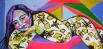 Obras de arte: America : Argentina : Buenos_Aires : Mercedes : ELLA TIENE SUEÑOS