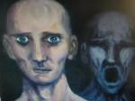 Obras de arte:  : España : Andalucía_Sevilla : sevilla : El grito silencioso