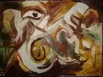 Obras de arte: America : México : Morelos : cuernavaca : Spark of Madness