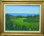 Obras de arte: America : Argentina : Santa_Fe : Rosario : golf N° 14