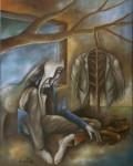 Obras de arte: Europa : Portugal : Viseu : Viseu_cidade : suicidio da alma