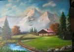 Obras de arte: America : Colombia : Distrito_Capital_de-Bogota : Bogota_ciudad : LA MONTAÑA
