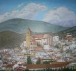 Obras de arte: Europa : España : Andalucía_Granada : almunecar : casco urbano velez