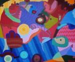 Obras de arte: America : Cuba : Isla_de_la_Juventud : Gerona : Punto de partida