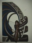 Obras de arte: America : Colombia : Cauca : Popayan : DE LA SERIE LUCHA LUCHA SIN FIN