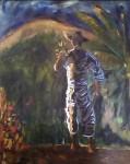 Obras de arte: America : Puerto_Rico : San_Juan_Puerto_Rico : Caguas_Puerto_Rico : Jibaro de Puerto Rico