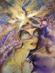 """Obras de arte: Europa : España : Catalunya_Barcelona :  : """"Artist's Muse"""""""
