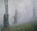Obras de arte:  : España : Galicia_Pontevedra : vigo : Niebla