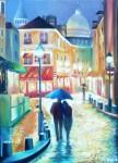Obras de arte: America : Argentina : Buenos_Aires : ADROGUE : Romance en Montmartre