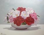 Obras de arte: Europa : España : Andalucía_Granada : almunecar : flores 1111