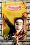 Obras de arte: America : México : Veracruz-Llave : Xalapa : Todo es ilussio, Serie ·Enla MIgRA
