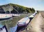 Obras de arte: Europa : España : Valencia : valencia_ciudad : Camino hacia La Albufera