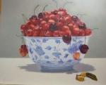 Obras de arte: Europa : España : Andalucía_Granada : almunecar : cerezas an misperos
