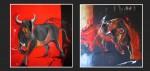 Obras de arte: America : Chile : Region_Metropolitana-Santiago : Las_Condes : toros 60