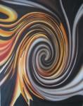 Obras de arte: Europa : España : Galicia_Pontevedra : Bayona : Espiral I