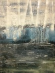 Obras de arte: America : Argentina : Santa_Fe : Rosario : Recogiendo espejismos en un lago estrelladoi