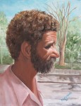Obras de arte: America : Rep_Dominicana : Santiago : monumental : MENDIGO-III