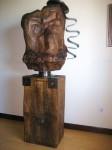 Obras de arte: Europa : España : Galicia_Pontevedra : Bayona :  El tío Pepe