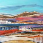 Obras de arte: America : Chile : Region_Metropolitana-Santiago : Santiago_de_Chile : De paseo por la Tirana
