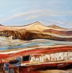 Obras de arte: America : Chile : Region_Metropolitana-Santiago : Santiago_de_Chile : Pueblo de Ayquina