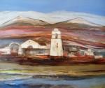 Obras de arte: America : Chile : Region_Metropolitana-Santiago : Santiago_de_Chile : Pueblo de Parinacota