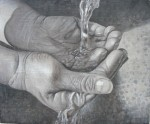 Obras de arte: America : México : Mexico_Distrito-Federal : iztapalapa : Como la vida