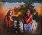 Obras de arte: America : México : Mexico_Distrito-Federal : iztapalapa : del atardecer