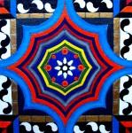 Obras de arte: America : Argentina : Buenos_Aires : Capital_Federal : Mandala evolución