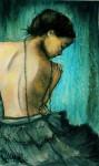 Obras de arte: America : México : San_Luis_Potosi : SLP : De espaldas