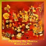 Obras de arte: America : Argentina : Buenos_Aires : ADROGUE : Pequeñas Huellas