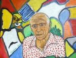 Obras de arte: Europa : Espa�a : Andaluc�a_C�diz : Algeciras : Master Picasso