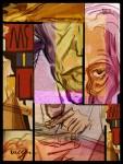 Obras de arte: America : Uruguay : Montevideo : Montevideo_ciudad : JOAQUÌN TORREZ GARCÌA versiòn 2