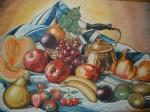 Obras de arte: America : Colombia : Antioquia : Medell�n : Bodegon Parmeniano 1