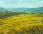 Obras de arte: Europa : España : Navarra : Pamplona_ciudad : Campos de Trigo