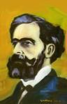 Obras de arte: America : Uruguay : Montevideo : Montevideo_ciudad : JOSÈ PEDRO VARELA - Reformador de la Escuela Pùblica  uruguaya,
