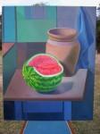 Obras de arte: America : Argentina : Cordoba : SAN_MARCOS_SIERRAS : SANDIA Y VENTANA