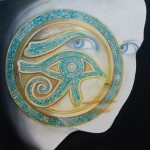 Obras de arte: America : México : Mexico_Distrito-Federal : Cuauhtemoc : Ojo de Horus