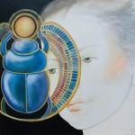Obras de arte: America : México : Mexico_Distrito-Federal : Cuauhtemoc : Escarabajo