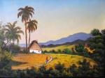 Obras de arte: America : Colombia : Distrito_Capital_de-Bogota : Bogota_ciudad : PAISAJE PITALITO HUILA