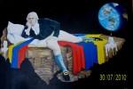 Obras de arte:  : Venezuela : Anzoategui :  : Miranda El Universal