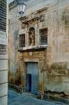 Obras de arte: Europa : España : Murcia : Lorca : LA PUERTA DEL CONVENTO
