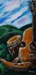 Obras de arte:  : Puerto_Rico : San_Juan_Puerto_Rico : Caguas_Puerto_Rico : la loma del Tamarindo