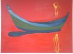 Obras de arte: America : Argentina : Chaco : resistencia : Barca