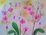 Obras de arte:  : Nicaragua : Managua :  : Orquideas