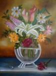 Obras de arte:  : Nicaragua : Managua :  : Florero