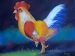 Obras de arte:  : Nicaragua : Managua :  : Gallo